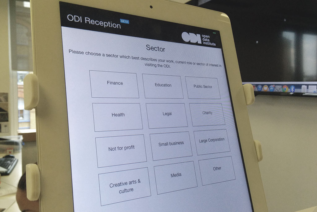 ODI sign-in step 4